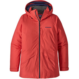 Patagonia Insulated Snowbelle Jacket Dam tomato